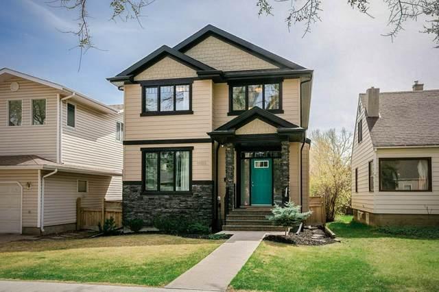 11135 78 Avenue, Edmonton, AB T6G 0M5 (#E4197955) :: RE/MAX River City