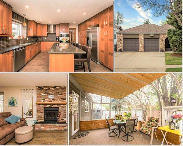 107 Langholm Drive, St. Albert, AB T8N 5H8 (#E4197965) :: The Foundry Real Estate Company