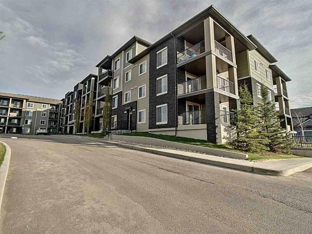 225 111 Watt Common, Edmonton, AB T6X 2C6 (#E4198043) :: RE/MAX River City