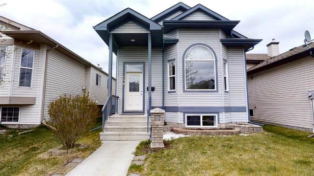 158 Brintnell Boulevard, Edmonton, AB T5Y 3M2 (#E4198061) :: The Foundry Real Estate Company