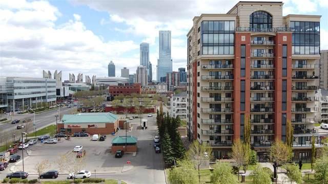 204 10319 111 Street, Edmonton, AB T5K 0A2 (#E4198063) :: Müve Team   RE/MAX Elite