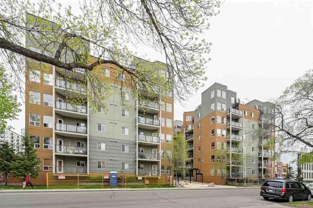 601 10235 112 Street, Edmonton, AB T5K 1M7 (#E4198064) :: Müve Team | RE/MAX Elite