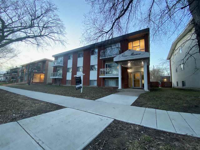 101 10630 79 Avenue, Edmonton, AB T6E 1S1 (#E4198074) :: The Foundry Real Estate Company