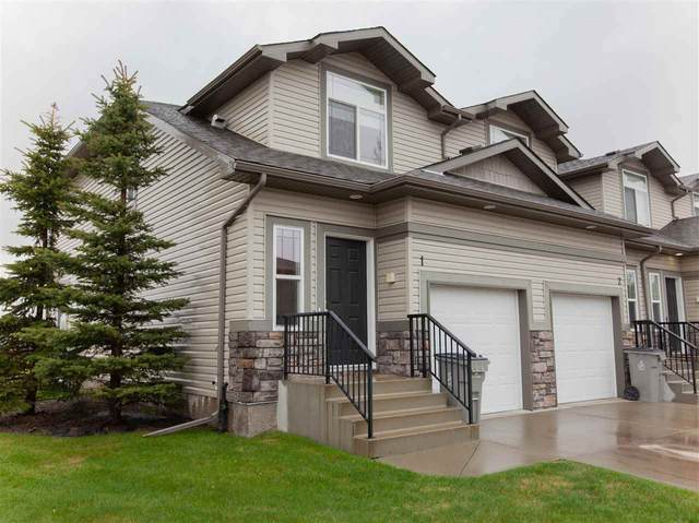 1 9511 102 Avenue, Morinville, AB T8R 0C6 (#E4198111) :: Müve Team | RE/MAX Elite