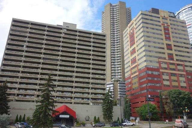 403 9918 101 Street, Edmonton, AB T5K 2L1 (#E4198179) :: Müve Team   RE/MAX Elite
