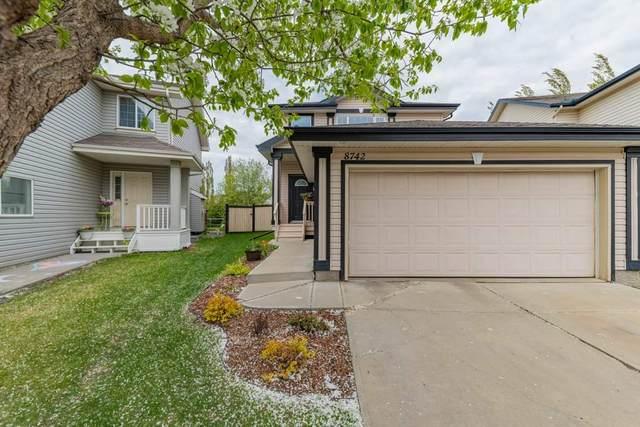 8742 5 Avenue, Edmonton, AB T6X 1E2 (#E4198182) :: The Foundry Real Estate Company