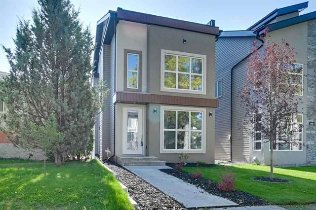 10817 75 Avenue, Edmonton, AB T6E 1K1 (#E4198205) :: The Foundry Real Estate Company