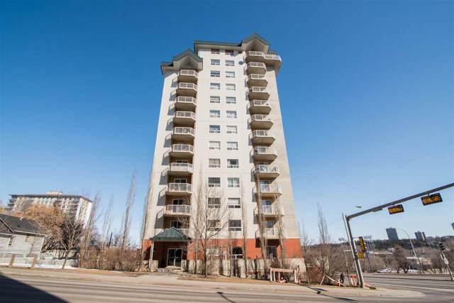 1201 9707 105 Street, Edmonton, AB T5K 2Y4 (#E4198220) :: Müve Team   RE/MAX Elite