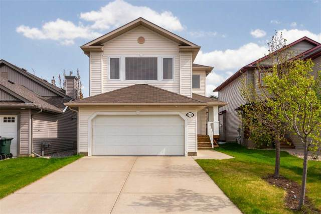 1321 Westerra Drive, Stony Plain, AB T7Z 0B2 (#E4198227) :: Müve Team | RE/MAX Elite
