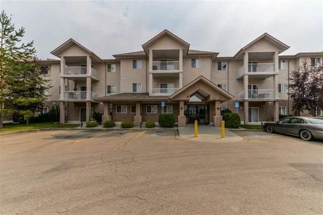 202 16221 95 Street, Edmonton, AB T5Z 3V3 (#E4198233) :: Müve Team   RE/MAX Elite