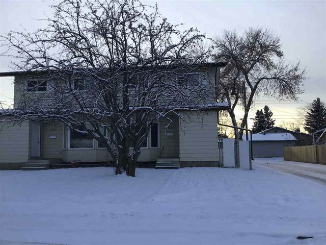 8553 Connors Road, Edmonton, AB T6C 4H2 (#E4198308) :: The Foundry Real Estate Company