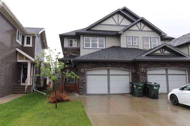 7486 Ellesmere Way, Sherwood Park, AB T8H 0P6 (#E4198322) :: RE/MAX River City