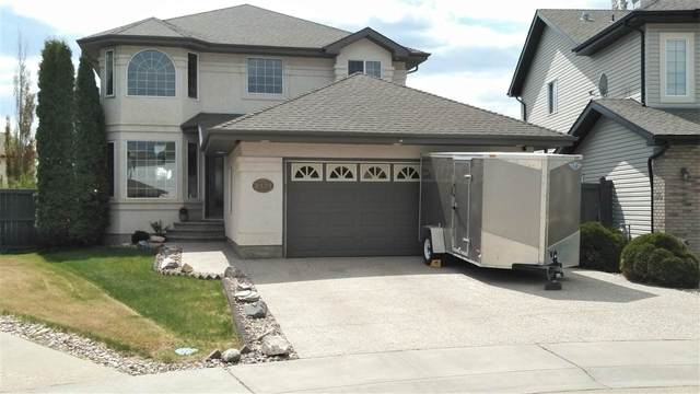 2531 Taylor Cove, Edmonton, AB T6R 3M4 (#E4198357) :: The Foundry Real Estate Company