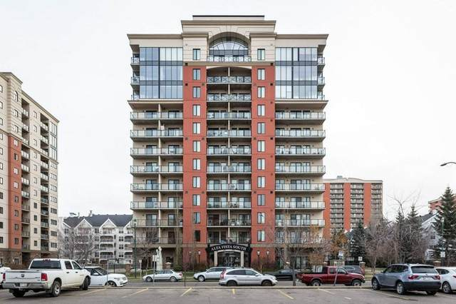 309 10303 111 Street, Edmonton, AB T5K 0C6 (#E4198358) :: The Foundry Real Estate Company