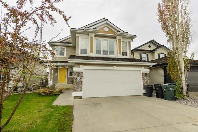 83 Newcastle Crescent, Sherwood Park, AB T8A 6K8 (#E4198361) :: RE/MAX River City