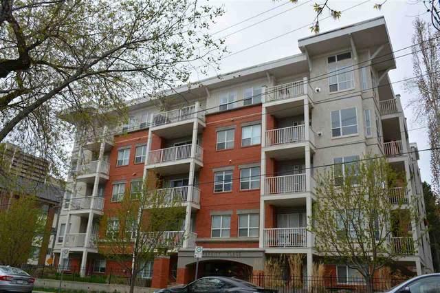 407 8488 111 Street, Edmonton, AB T6G 2V9 (#E4198384) :: RE/MAX River City