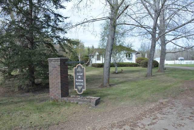 60115 Rr265, Rural Westlock County, AB T7P 2P6 (#E4198390) :: Müve Team | RE/MAX Elite