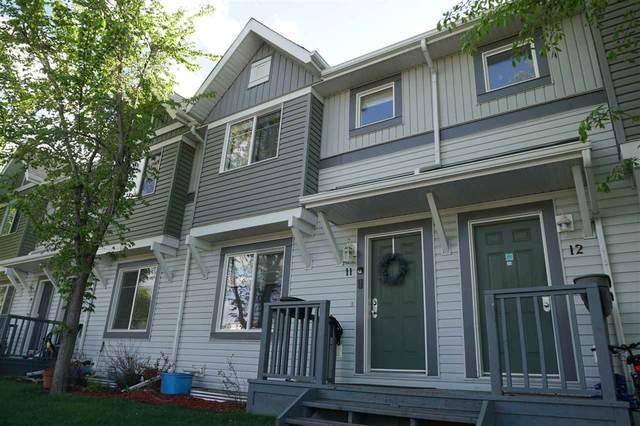 11 1404 Hermitage Road, Edmonton, AB T5A 0P5 (#E4198448) :: Müve Team | RE/MAX Elite