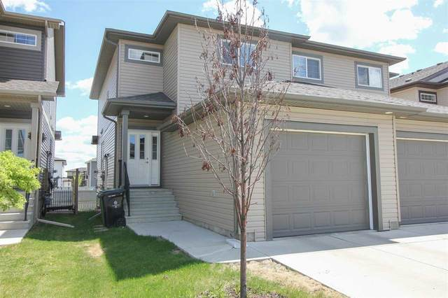 41 Richmond Link, Fort Saskatchewan, AB T8L 0S2 (#E4198451) :: Müve Team | RE/MAX Elite