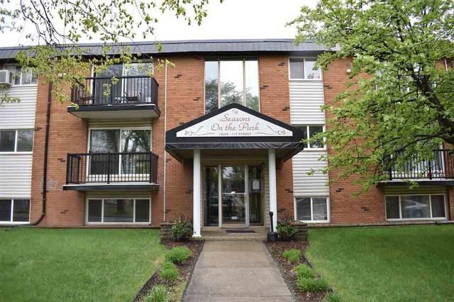 9 10255 117 Street, Edmonton, AB T5K 1X7 (#E4198474) :: The Foundry Real Estate Company