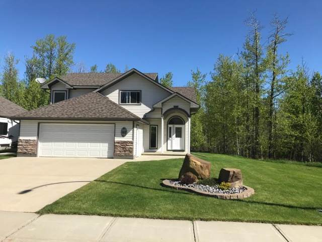 4312 Madsen Avenue, Drayton Valley, AB T7A 1T9 (#E4198479) :: The Foundry Real Estate Company