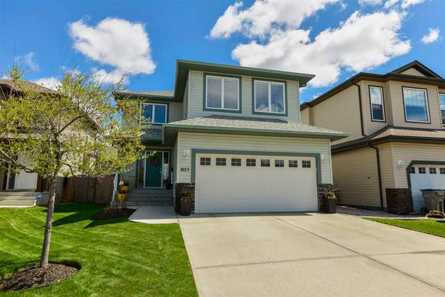 4113 46 Street, Stony Plain, AB T7Z 0B6 (#E4198483) :: Müve Team | RE/MAX Elite