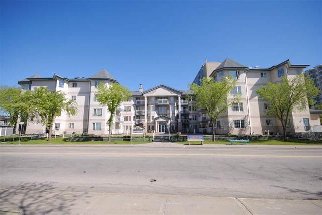 110 13450 114 Avenue, Edmonton, AB T5M 4C4 (#E4198526) :: Müve Team   RE/MAX Elite