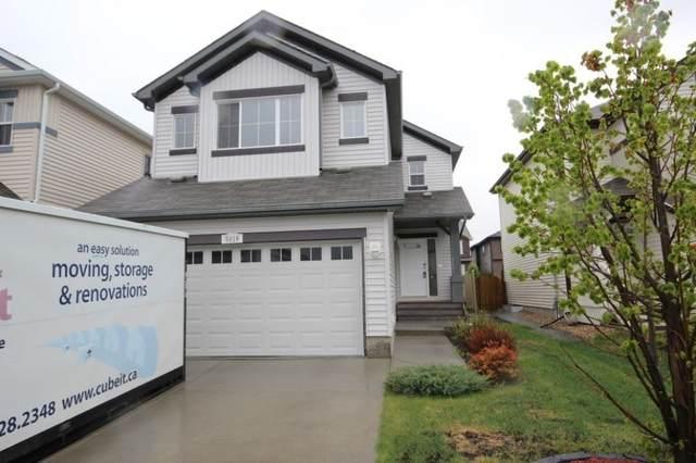 5819 18 Avenue, Edmonton, AB T6X 0W5 (#E4198537) :: RE/MAX River City