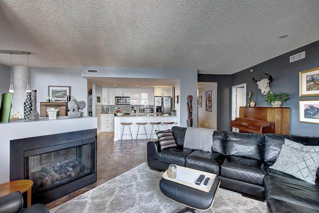 701 10028 119 Street, Edmonton, AB T5K 1Y8 (#E4198565) :: The Foundry Real Estate Company