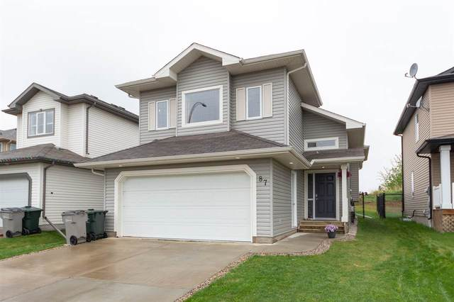 87 Grayridge Crescent, Stony Plain, AB T7Z 0A1 (#E4198579) :: Müve Team | RE/MAX Elite