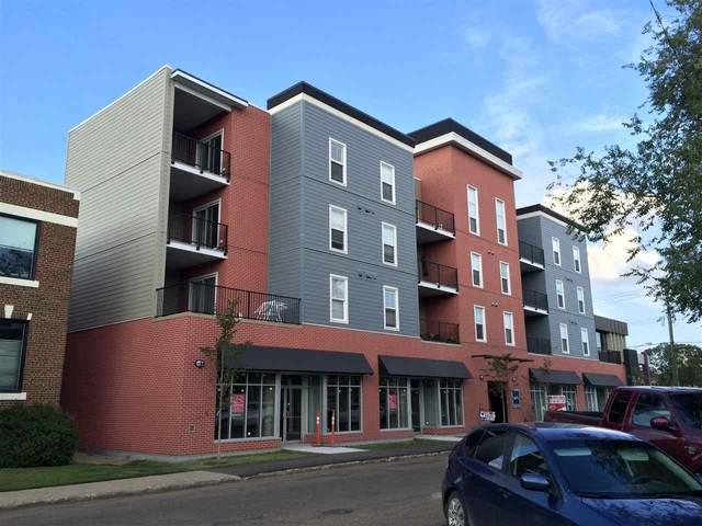 405 10418 81 Avenue NW, Edmonton, AB T6E 1X5 (#E4198582) :: RE/MAX River City