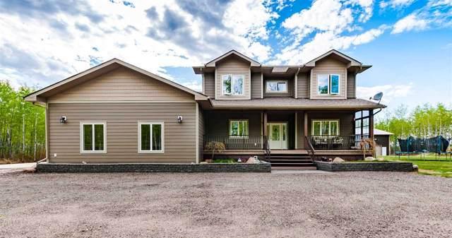 35 63220 RGE RD 433, Rural Bonnyville M.D., AB T9M 1P1 (#E4198636) :: The Foundry Real Estate Company