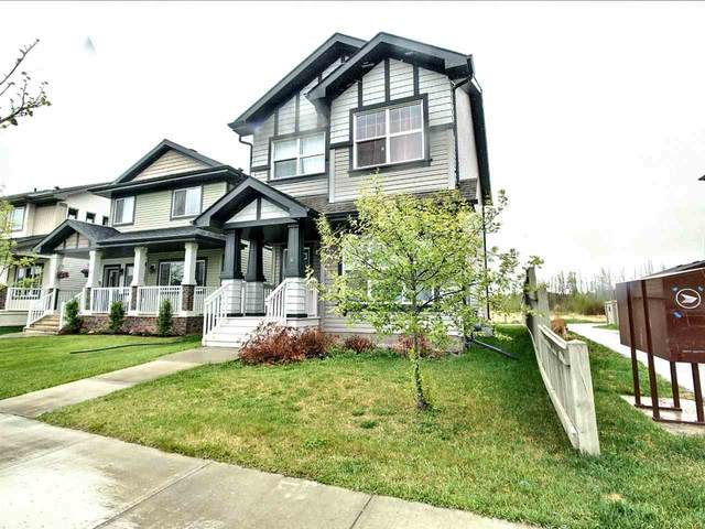 11 Brickyard Drive, Stony Plain, AB T7Z 0H9 (#E4198665) :: Müve Team | RE/MAX Elite
