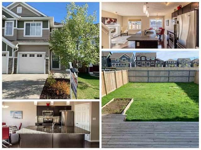 7325 24 Avenue, Edmonton, AB T6X 0V5 (#E4198725) :: The Foundry Real Estate Company