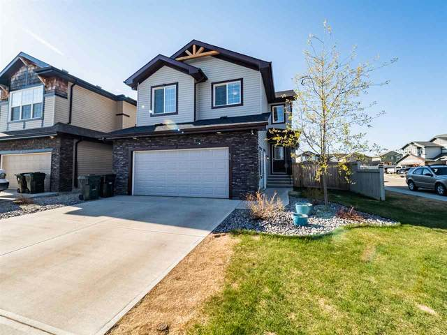 59 Meadowview Landing, Spruce Grove, AB T7X 0N7 (#E4198730) :: The Foundry Real Estate Company