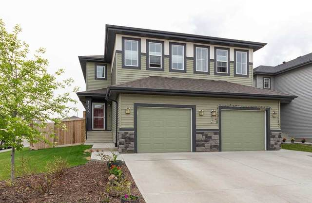13803 139 Avenue NW, Edmonton, AB T6V 0M1 (#E4198737) :: The Foundry Real Estate Company