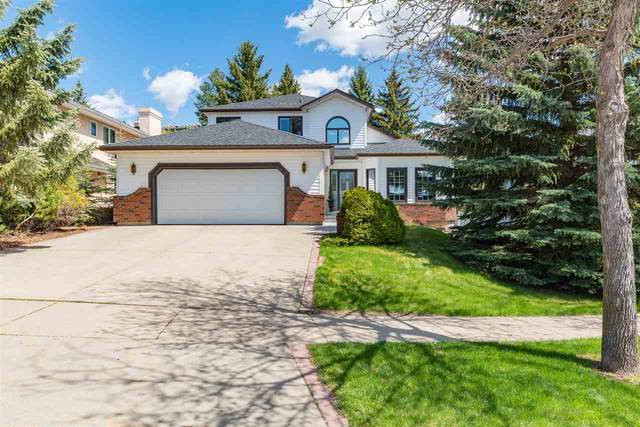 17 Kingsview Point(E), St. Albert, AB T8N 5M7 (#E4198739) :: The Foundry Real Estate Company