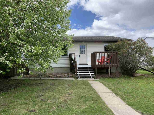 5016 49 Street, Drayton Valley, AB T7A 1S5 (#E4198784) :: The Foundry Real Estate Company