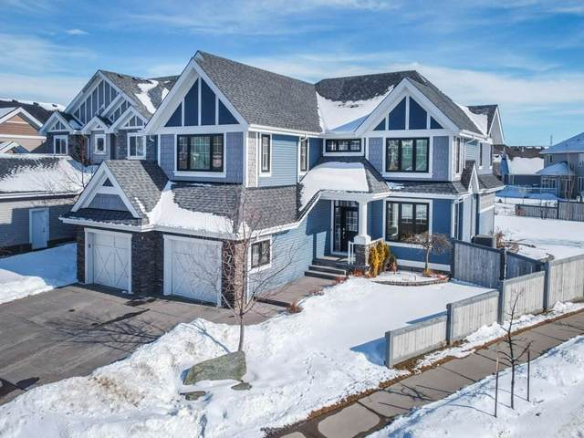 973 Summerside Link, Edmonton, AB T6X 0J9 (#E4198825) :: The Foundry Real Estate Company