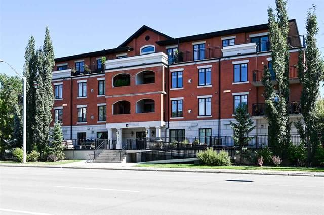 307 7907 109 Street, Edmonton, AB T6G 1C7 (#E4198843) :: RE/MAX River City