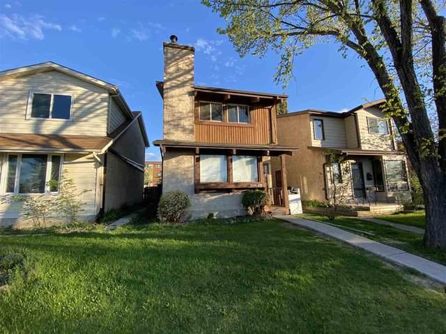 3609 43A Avenue, Edmonton, AB T6L 4K5 (#E4198861) :: Müve Team | RE/MAX Elite