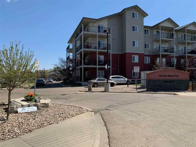 420 111 Edwards Drive, Edmonton, AB T6X 0C4 (#E4198873) :: The Foundry Real Estate Company
