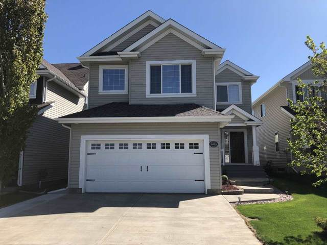 3075 Spence Wynd, Edmonton, AB T6X 0A5 (#E4198919) :: The Foundry Real Estate Company