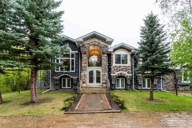109 Cinnamon Dr, Rural Beaver County, AB T0B 4J2 (#E4198948) :: The Foundry Real Estate Company