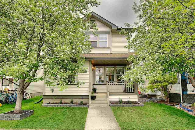 5814 Sutter Place, Edmonton, AB T6R 3R3 (#E4198954) :: The Foundry Real Estate Company