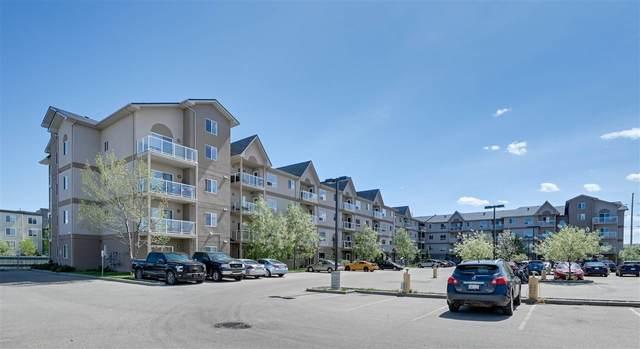 305 5005 165 Avenue, Edmonton, AB T5Y 0L8 (#E4199038) :: Müve Team | RE/MAX Elite