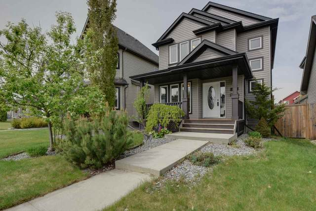 258 Suncrest Road, Sherwood Park, AB T8H 0B5 (#E4199095) :: The Foundry Real Estate Company