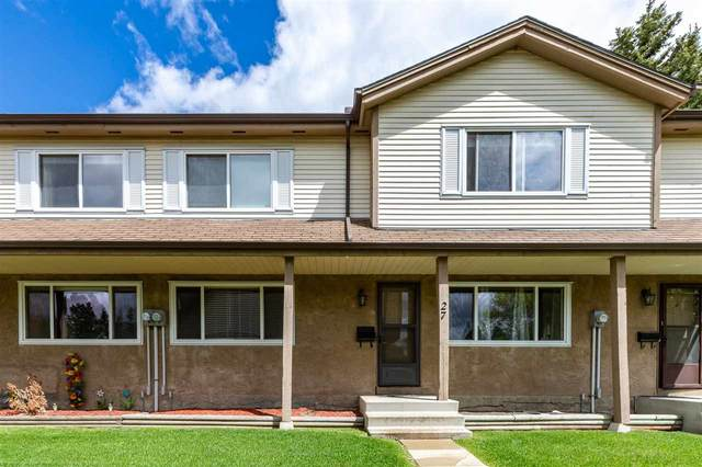 27 Walden Park, St. Albert, AB T8N 3V6 (#E4199178) :: The Foundry Real Estate Company