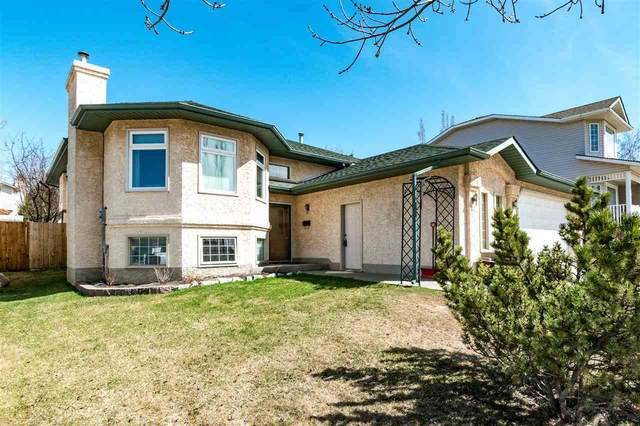 72 Highland Crescent, Sherwood Park, AB T8A 5R2 (#E4199202) :: The Foundry Real Estate Company