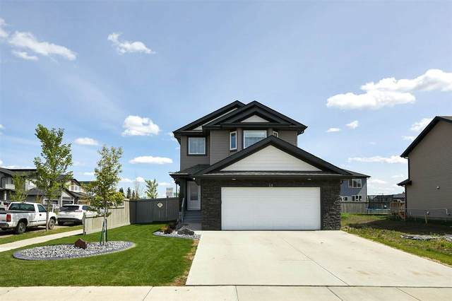 41 Riviere Terrace NW, St. Albert, AB T8N 7N9 (#E4199283) :: The Foundry Real Estate Company